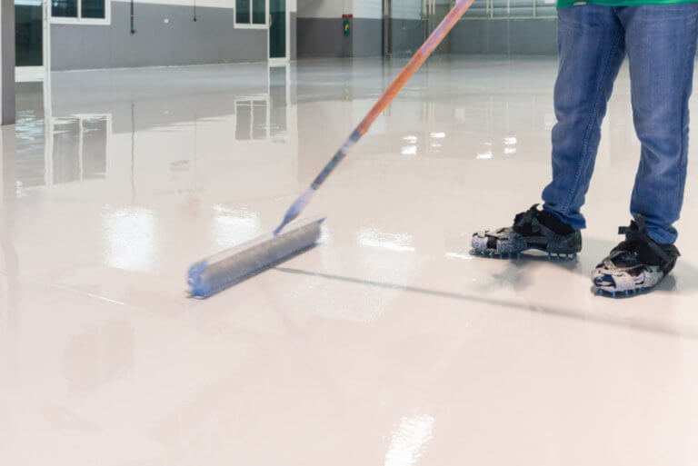 Common Questions About Epoxy Floor Installation